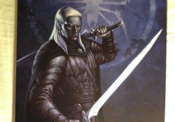 T. Walpole's Drizzt Do'urden Cover