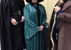 Harry Potter Cosplay ECCC2014