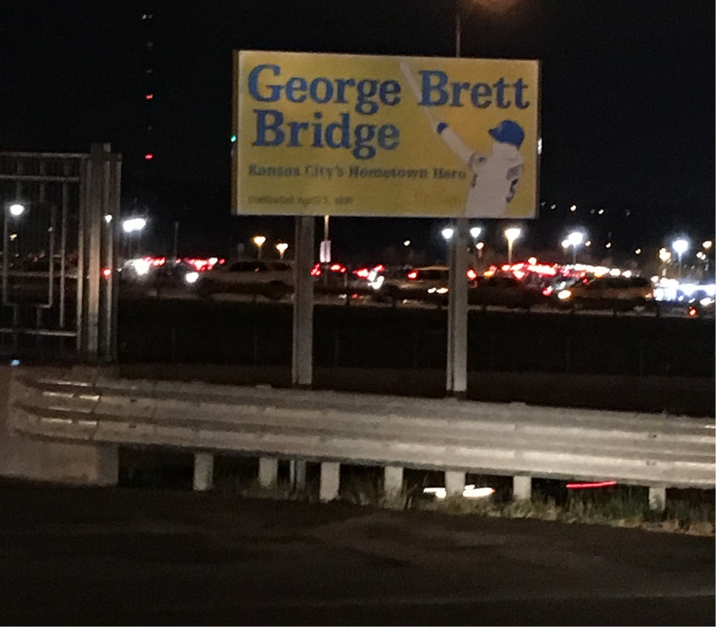 The George Brett Bridge