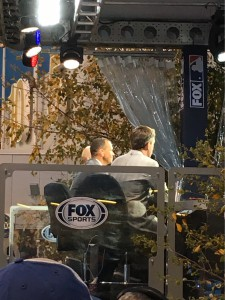 Alex Rodriguez and Tom Verducci Fox Sports