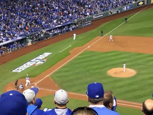 Royals At Bat
