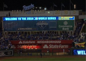 Welcome to the World Series